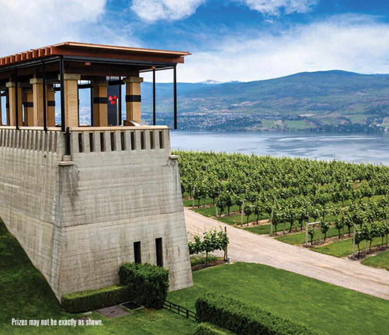 STARS Lottery2021 Prizes Experiences Okanagan Wine Text Image Comp