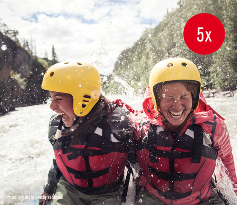 STARS Lottery2021 Prizes Experiences Whitewater Rafting Text Image Comp