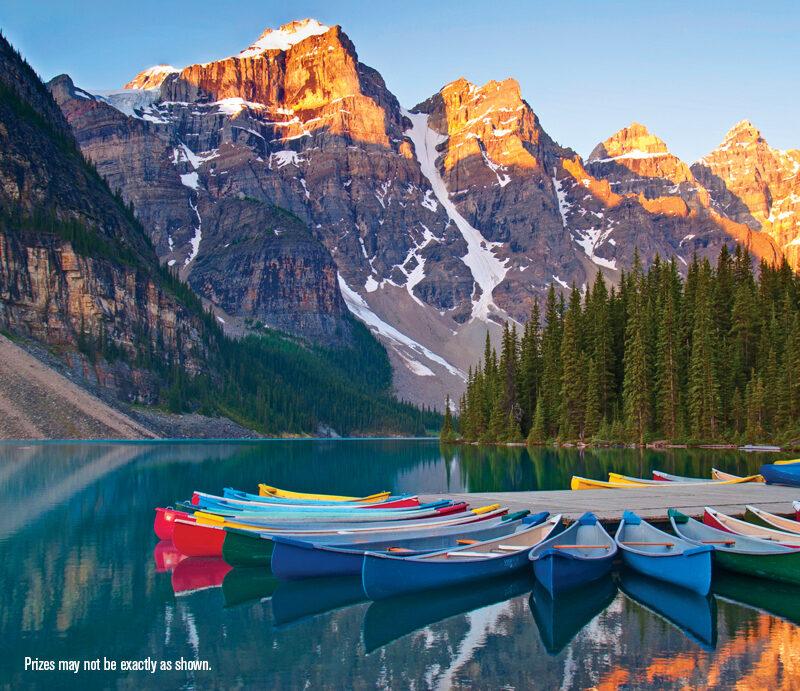 STARS Lottery2021 Vacations Banff Like A Boss Image Comp